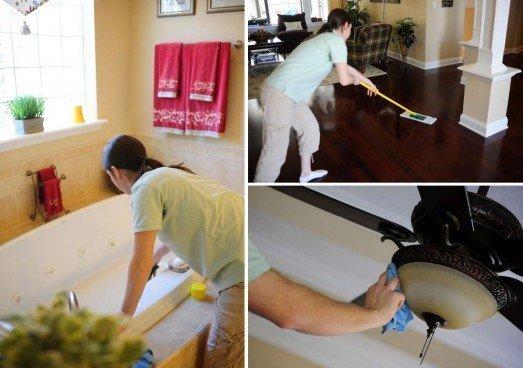 ev Temizlik Hizmetleri