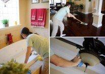Güngören ev temizliği Pak temizlik şirketi