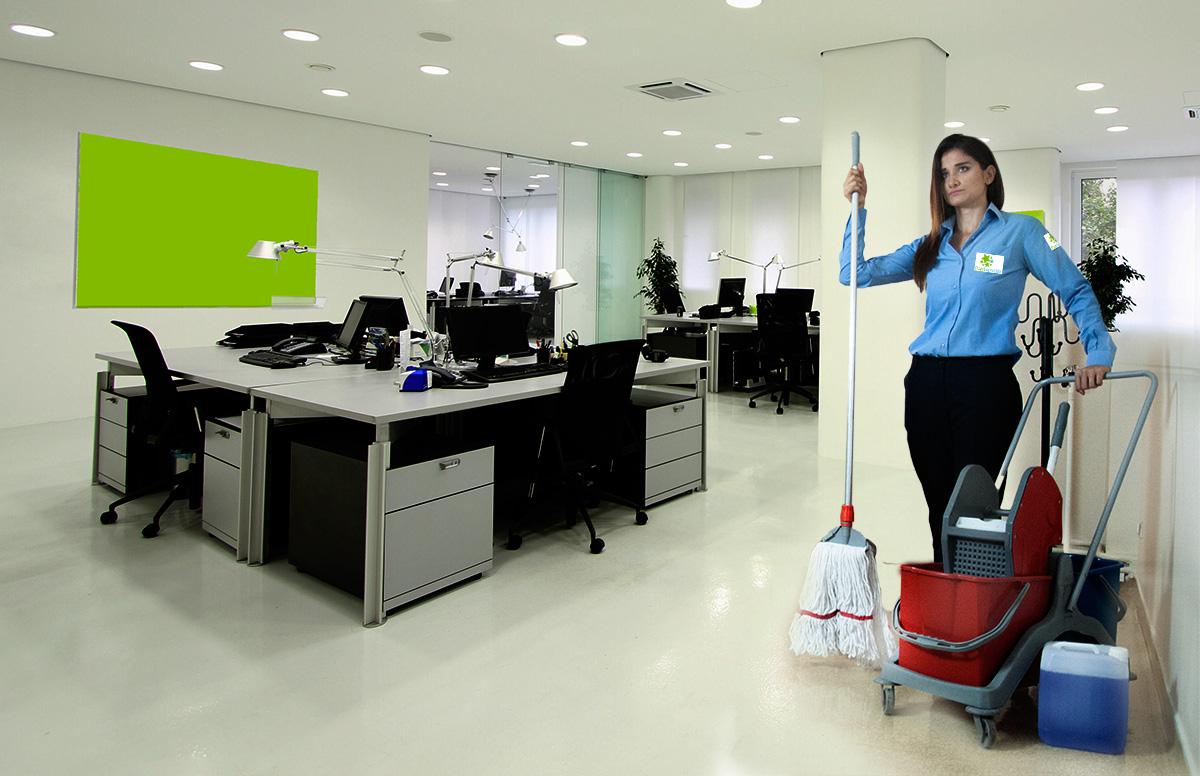 Pak Temizlik Ofis destek hizmetleri