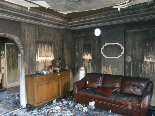 Yangın Sonrası Temizlik Temizlik Firmaları