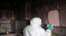 Yangın sonrası ev temizlik firması